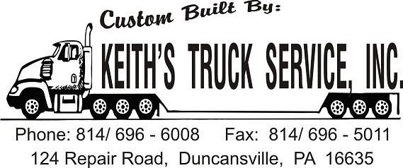 Keiths Truck Service